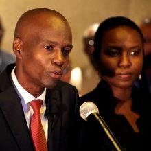 Haitis atsisveikins su nužudytuoju prezidentu