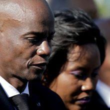 Haityje suimtas su prezidento nužudymu siejamas įtariamasis
