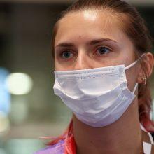 Lenkija suteikė humanitarinę vizą prieglobsčio prašančiai baltarusių olimpinei atletei