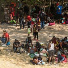 Europoje – didžiausias prieglobsčio prašytojų skaičius nuo pandemijos pradžios