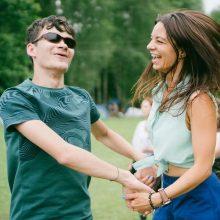 Neįgaliųjų asistentė I. Kvaselytė: šokio žingsneliu judame pirmyn
