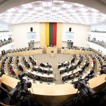 Seimas priėmė svarstyti G. Nausėdos siūlymus dėl GPM mažinimo ir NPD išplėtimo