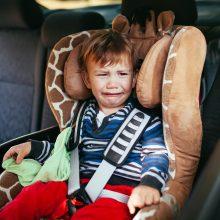 Išgelbėjus automobilyje įkalintus vaikus – padėka: jūs nešate didžiulį gėrį
