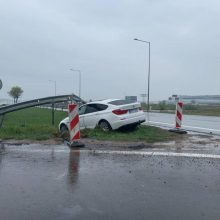 Po avarijos ties Giraite pratrūko: kritikai, šįkart kaltas ne BMW