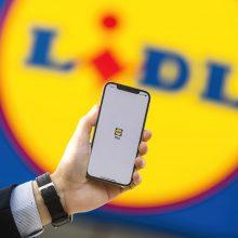 """Lidl Lietuva"" pristato lojalumo programėlę ""Lidl Plus"""