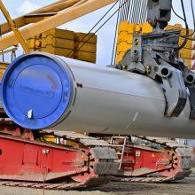 """Naujos JAV sankcijos """"Nord Stream 2"""" nepakeis Rusijos požiūrio į šį projektą"""