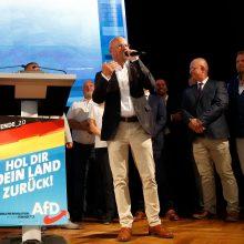 Po rinkimų A. Merkel partija atmeta galimybę dirbti su kraštutiniais dešiniaisiais