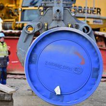 """Vokietijoje atmestas prašymas """"Nord Stream 2"""" netaikyti ES dujų direktyvos"""