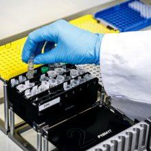 Čekijoje trečią parą fiksuojama daugiau kaip 100 užsikrėtimo koronavirusu atvejų