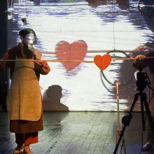 Vilniuje – vizualinio teatro grandai AKHE
