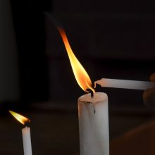 Šakių rajone sutrikus sveikatai mirė automobilio vairuotojas