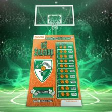 """Mesk į krepšį atsinaujinusioje loterijoje """"Už Žalgirį!"""" –  laimėk 20 tūkst. eurų"""