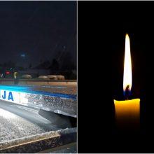 Tragiška avarija Kretingos rajone: vairuotojas žuvo, moteris ir vaikai – sužaloti
