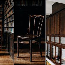 Kaune esančius unikalius baldus vertinęs restauratorius: pamačiau tikrą lobyną