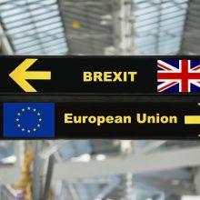 """JK reikalauja ES iš naujo susitarti dėl Šiaurės Airijos prekybos statuso po """"Brexito"""""""