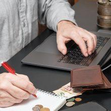 VMI: artėja pelno mokesčio deklaravimo ir sumokėjimo terminas