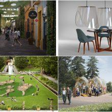 Kaube – vizijų kūrėjai ir dizaineriai pristatys ateities miestų vizijas