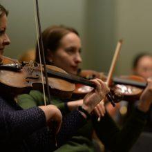 Kauno miesto simfoninio orkestro planuose – didžiosios gastrolės JAV