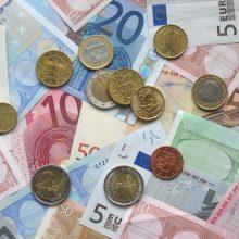 Vyriausybė vidaus rinkoje pasiskolino 45 mln. eurų