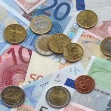 Finansų ministras apie GPM mažinimą: negalime švaistytis valstybės lėšomis