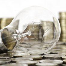 Praėjusią savaitę elektros kaina Lietuvoje išaugo 47 proc.