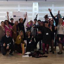 Europos Sąjungos projektas skatina mokytis ir bendradarbiauti