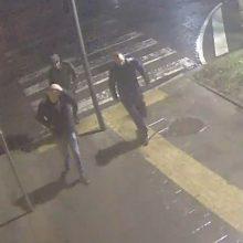 Po pabendravimo su nepažįstamaisiais vyras liko be pinigų: ieškomi įtariamieji