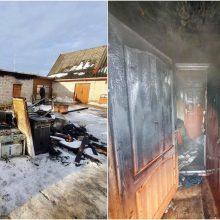 Mistika Ukmergės rajone: per kelias dienas tuo pačiu adresu – du gaisrai