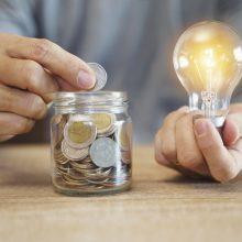 Siūloma naudojimosi elektros tinklais paslaugos kainą nustatyti 5 metams
