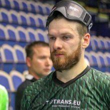 Tituluotas aukštaitis M. Panovas ryžosi pokyčiams: baigia karjerą rinktinėje