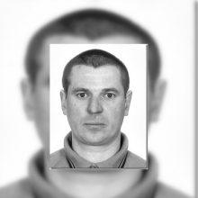 Šiaulių pareigūnai ieško: gal matėte šį vyrą?