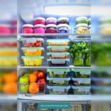 Kaip produktus ilgiau išlaikyti šviežius ir rasti jiems vietos šaldytuve?