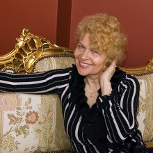 Operetės primadona V. Sagaitytė: publikos meilės reikia kaip oro