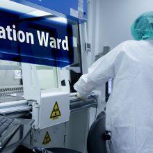 Nyderlanduose koronavirusu užsikrėtė antras audinių fermos darbuotojas