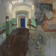 Legendinis pastatas adresu Muitinės gatvė 2 atgijo menininkų kūriniuose