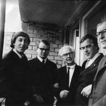 Kauno kompozitorių bendruomenės variklis netyla jau pusšimtį metų