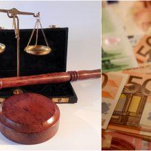 Teismas apribojo teisėjų kratas: manoma, kad tai trukdys kovoti su korupcija