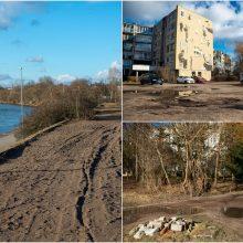 Aistros dėl Nemuno krantinės gatvės projekto neblėsta: miestas kviečia į atvirą diskusiją