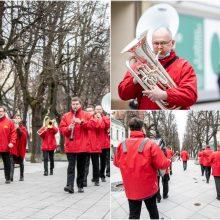 Kultūros dieną – atrakcija Laisvės alėjoje: kauniečių pamėgtą promenadą užliejo muzikos garsai