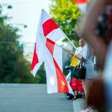 Pasienyje su Baltarusija – protestas: ragina imtis griežtesnių veiksmų prieš A. Lukašenkos režimą