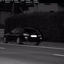 Vilijampolėje prisilakstė BMW: teks paploninti piniginę ir sėsti į viešąjį transportą