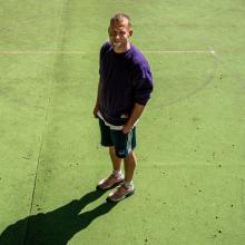 Įsimintiniausias 2020-ųjų Kauno menininkas – šokėjas ir choreografas M. Stabačinskas