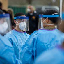 Kinija skelbia, kad pandemijos epicentras Uhanas įveikė koronavirusą