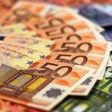 Lietuva vidaus rinkoje pasiskolino 97 mln. eurų