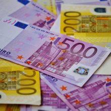 Vilniuje į biurą atėjęs kaukėtas vyras pasisavino tūkstantinę sumą