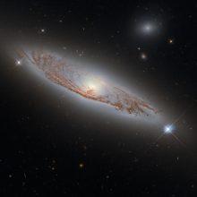 NASA pranešė apie Hubble kosminio teleskopo gedimą