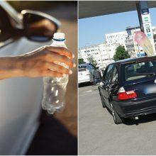 Po incidento gatvėje – jautri moters žinutė pilietiškiems vairuotojams: ačiū už žmogiškumą!