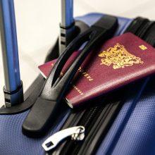 Asociacija prašo spartinti skrydžių atnaujinimą: kaimyninės šalys susirinks turistus