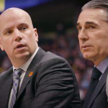 """""""Pacers"""" vyriausiuoju treneriu tapo """"Raptors"""" dirbęs specialistas"""