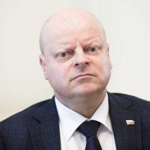 S. Skvernelis apie koronavirusą Baltarusijoje: tai gali būti nevaldomas židinys